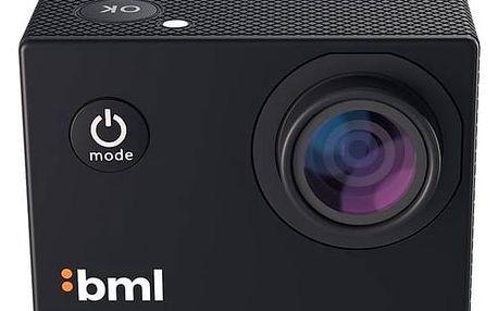 Outdoorová kamera BML cShot3 4K černá