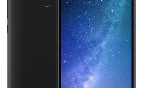 Xiaomi Mi Max 2 - 64GB, CZ LTE, černá - PH3506