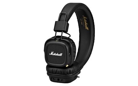 Marshall Major II Bluetooth, černá - 04091378