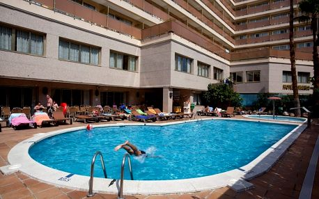 Španělsko - Costa Brava na 8 dní, plná penze, polopenze nebo snídaně s dopravou vlastní