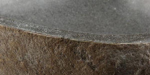Umyvadlo z přírodního kamene andezit5