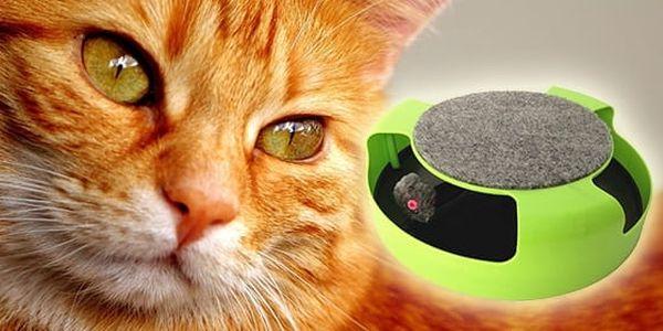 """Hračka pro kočku ,,chyť myšku"""""""""""