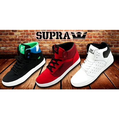 Dětská volnočasová obuv SUPRA