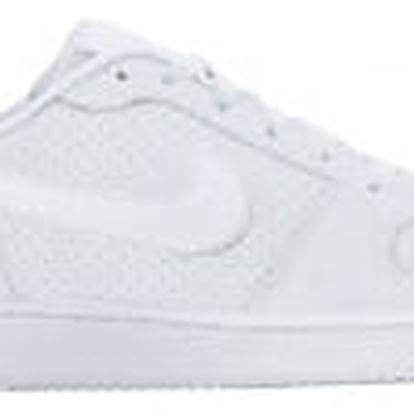 Dámské boty Nike WMNS COURT BOROUGH LOW 40 WHITE/WHITE-WHITE