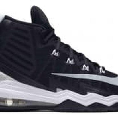 Pánské basketbalové boty Nike AIR MAX AUDACITY 2016 42 BLACK/REFLECT SILVER-WHITE-PUR