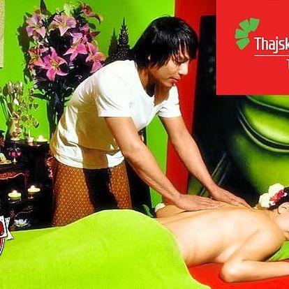 1–3x thajská anticelulitidní masáž a Garra Rufa v salonech Thajský ráj v Praze