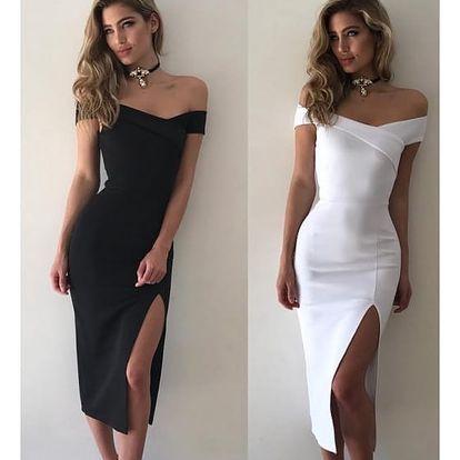 Elegantní pouzdrové šaty Angeline