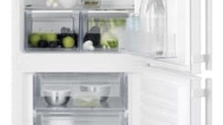 Kombinace chladničky s mrazničkou Electrolux EN3201MOW bílá
