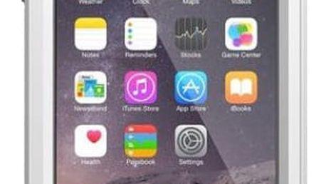 LifeProof NUUD pouzdro pro iPhone 6 Plus, bílá/šedá - 77-51867