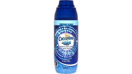 COCCOLINO Intense Fresh Sky 250g - parfémované kuličky na praní