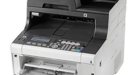 OKI MC563dn - 46357132 + Fotopapír Safeprint pro laserové tiskárny Glossy, 135g, A4, 10 sheets v hodnotě 100Kč