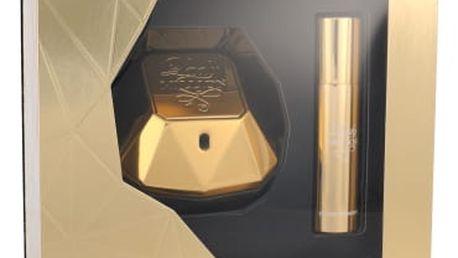 Paco Rabanne Lady Million dárková kazeta pro ženy parfémovaná voda 50 ml + parfémovaná voda 10 ml
