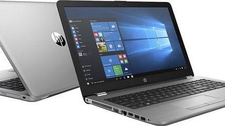 HP 250 G6, stříbrná - 1XN51EA