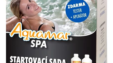 Marimex AquaMar Startovací sada Spa - 11313110