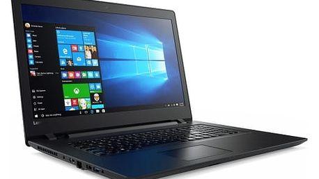 Notebook Lenovo 110-17ACL (80UM002YCK) černý