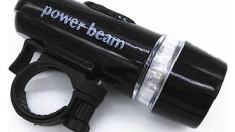 LED světlo na kolo - 5 diod - dodání do 2 dnů