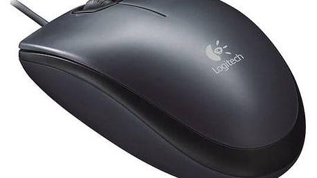 Myš Logitech M90 (910-001794) černá