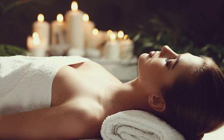 Dámský dýchánek: masáž, kosmetika a pedikúra