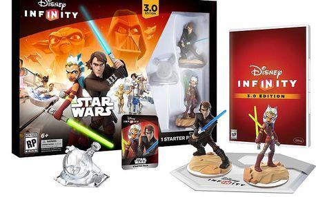 Disney Infinity 3.0: Star Wars: Starter Pack - PS4 - 8717418463137