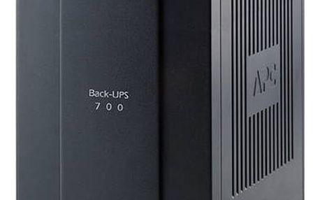 APC Back-UPS 700VA, AVR, IEC - BX700UI