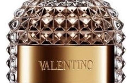 Valentino Valentino Uomo 100 ml toaletní voda tester pro muže
