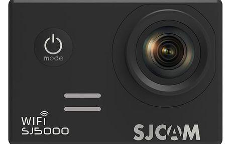 SJCAM SJ5000 WIFI sportovní kamera - černá