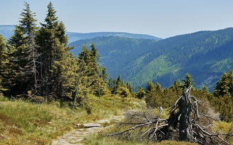 Za přírodou do Krkonoš: pobyt pro 2 či rodinu