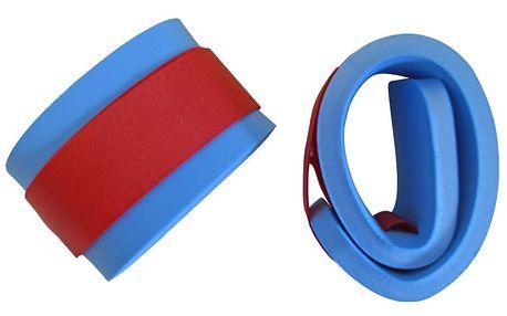Marimex Rukávky nadlehčovací na suchý zip - pár - modrá - 116302035