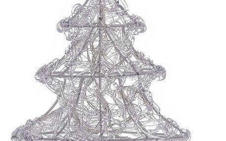 Vánoční stromeček 16 LED , 23 cm
