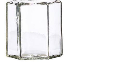 Sada 12 zavařovacích sklenic Kilner Hexagonal, objem 110ml
