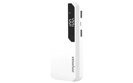 iMyMax Fashion Power Bank 10.000mAh, bílá