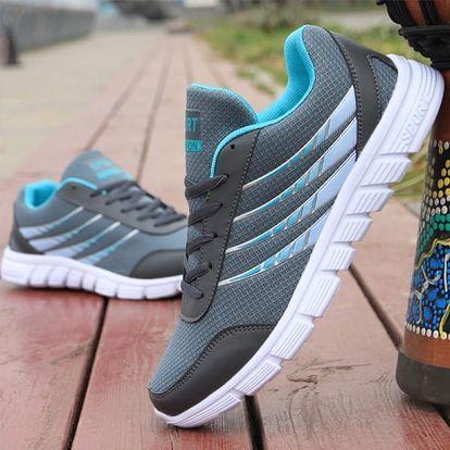 Pánské sportovní botasky - 4 barvy