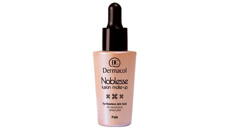Dermacol Noblesse Fusion Make-Up SPF10 25 ml makeup pro ženy Pale