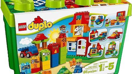 LEGO® DUPLO® 10580 Zábavný box Deluxe
