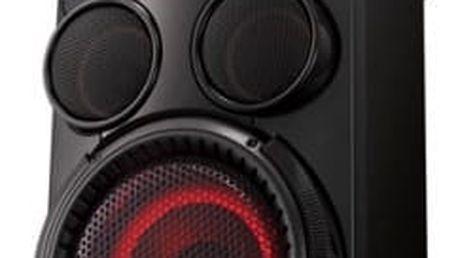 Party reproduktor LG OM7560 černé