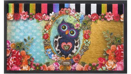 Rohožka Hamat Melli Mello Owlie, 45x75cm
