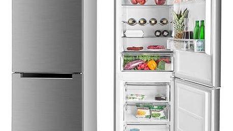 Kombinace chladničky s mrazničkou ETA 236490010 nerez + Doprava zdarma