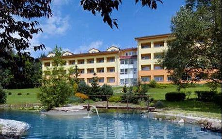 Komfortní pobyt na břehu Lipna v krásném prostředí ve 4* hotelu