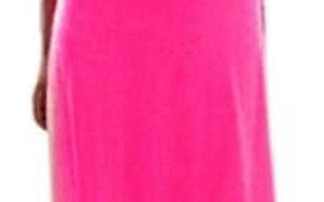 Dámské maxi šaty v živých barvách