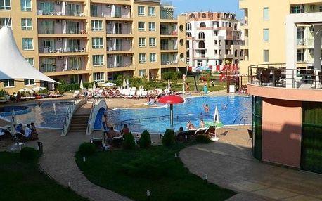 Bulharsko - Slunečné Pobřeží na 8 až 10 dní, all inclusive s dopravou letecky z Prahy nebo vlastní