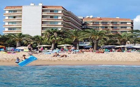 Španělsko - Costa Brava na 8 dní, all inclusive nebo polopenze s dopravou vlastní