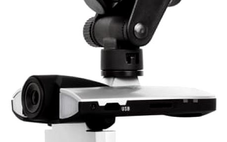 Autokamera GoGEN CC 308 FULLHD černá/stříbrná