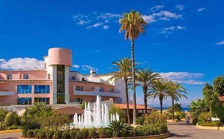 Španělsko - Costa Del Sol na 8 dní, snídaně s dopravou vlastní