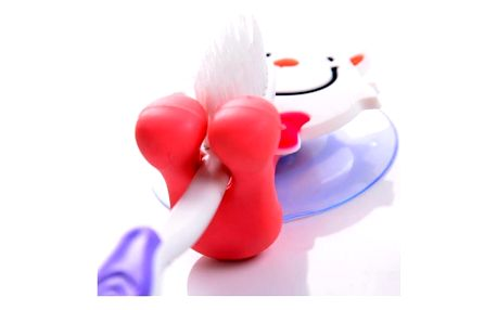 Veselý držák na zubní kartáček pro děti - dodání do 2 dnů