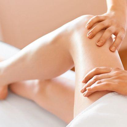 Lymfatická masáž vč. reflexní masáže chodidel