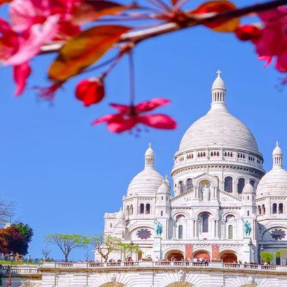 Celodenní výlet na nejkrásnější místa v Paříži
