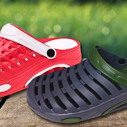 Kvalitní dámské a pánské clogsy FLAMEshoes ze Slovenska