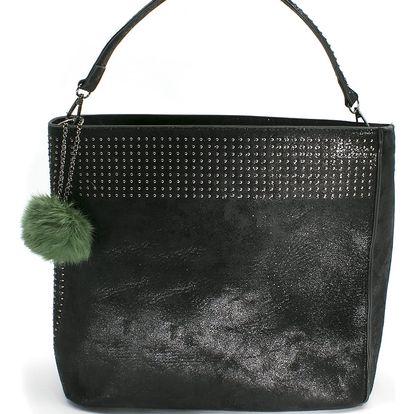 Co & Coo Fashion dámská kabelka s přívěškem
