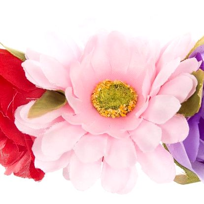 Fashion Icon Slavnostní náramek květiny