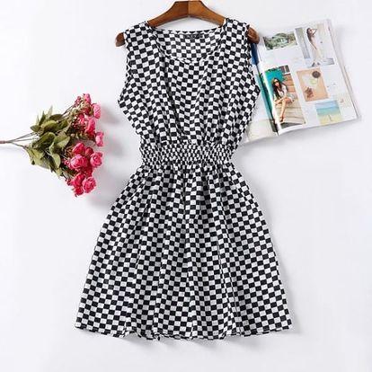 Rozmanité letní šaty - vzor 16, vel. 5 - dodání do 2 dnů